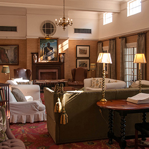 The Bulawayo Room The Victoria Falls Hotel