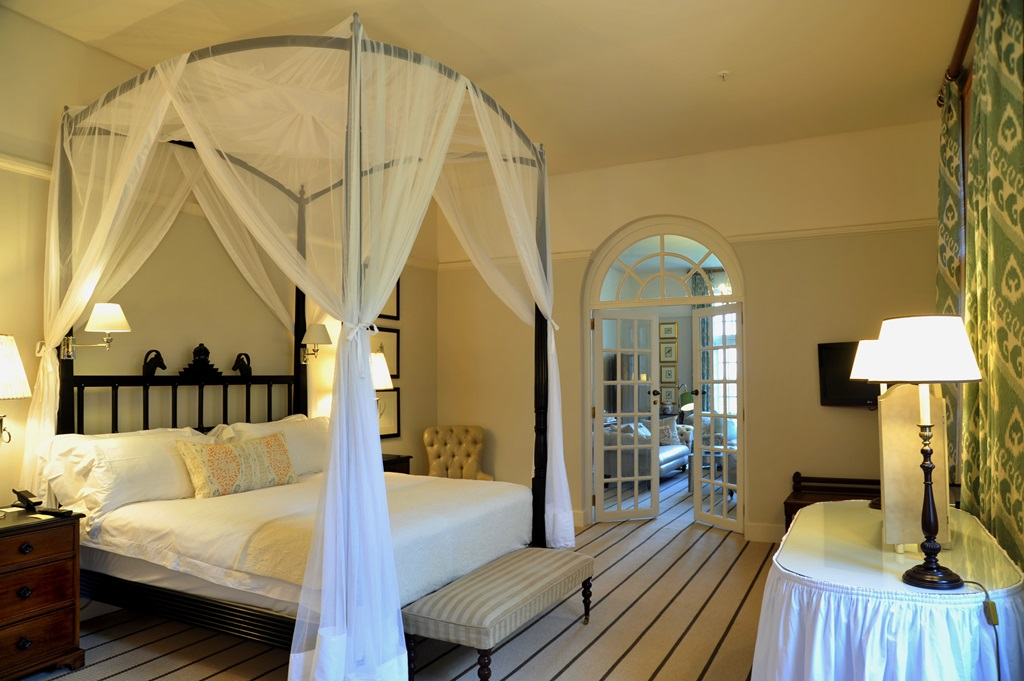 Presidential Suite 1 The Victoria Falls Hotel
