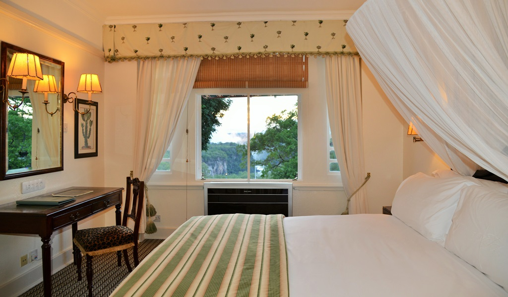 Batoka Suite 1 The Victoria Falls Hotel