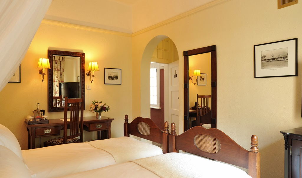 Central Deluxe Rooms 46 The Victoria Falls Hotel